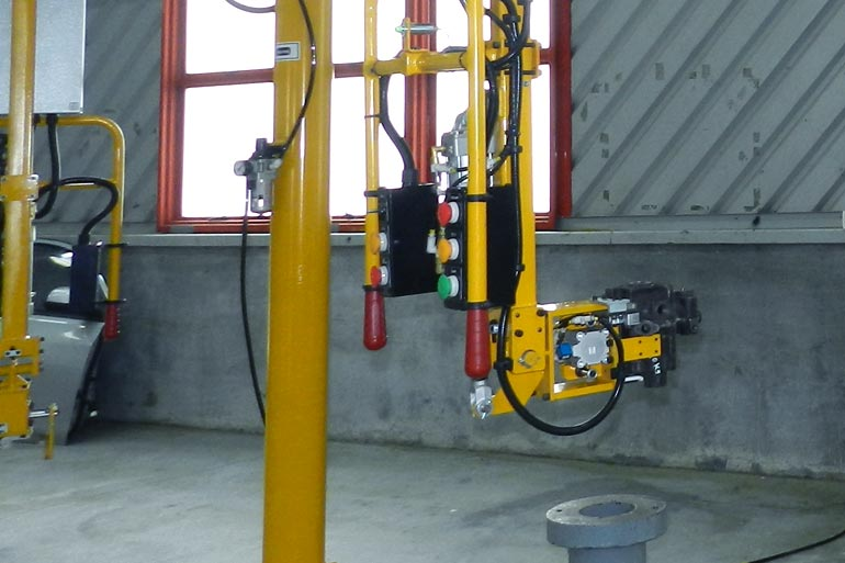 Industrial Manipulators | Fine Handling and Automation