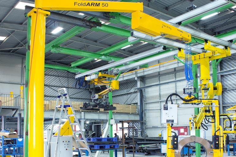 Industrial Manipulators | Fine Handling and Automation
